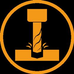 WEDCO-bohren-orange